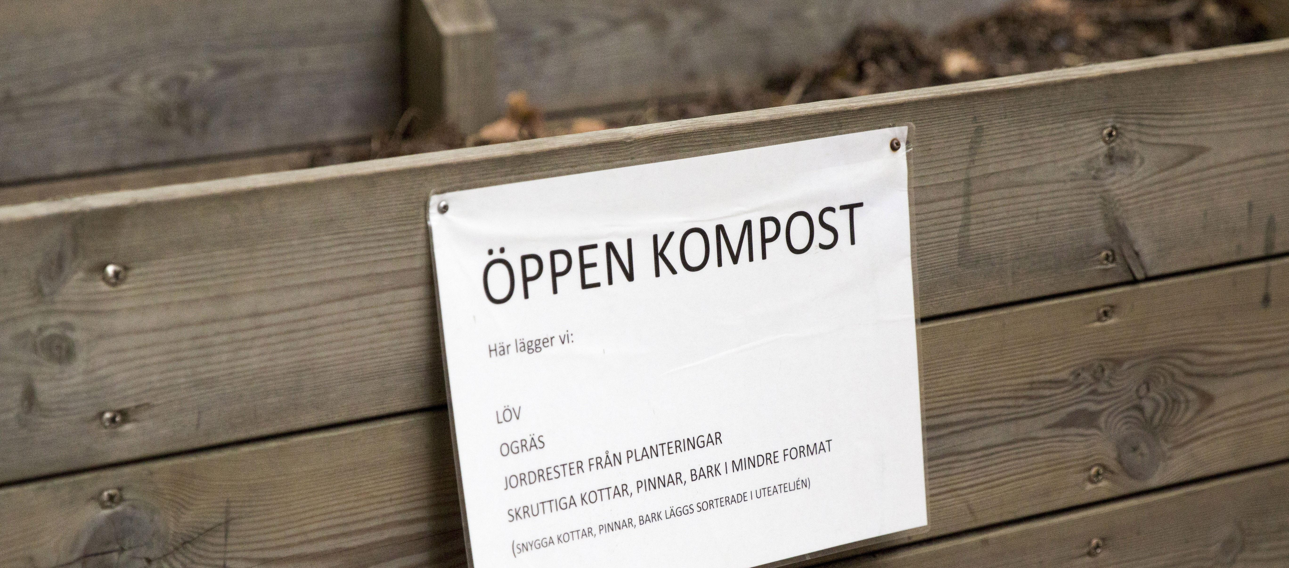 Vansö – Kompost